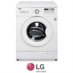 מכונת כביסה פתח קידמי LG F1008XM 6 ק