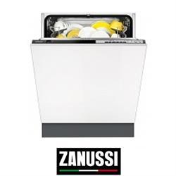 מדיח כלים רחב Zanussi ZDT24001FA אינטגרלי מלא