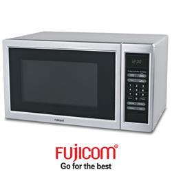 מיקרוגל דיגיטלי בנפח 23 ליטר מנירוסטה, מבית FUJICOM דגם FJMM23LW