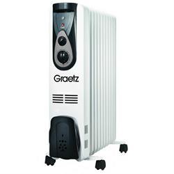 רדיאטור 9 צלעות Graetz GR7009