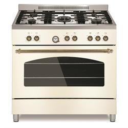 תנור לקאזה משולב דגם 9503YEWO קרם כפרי