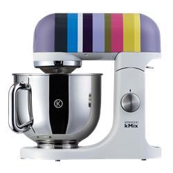 מיקסר KENWOOD kMix פסים צבעוני דגם KMX80