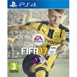 FIFA 17 PS4 משחק הכדורגל במהדורה חדשה לשנת 2017