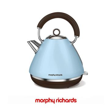 קומקום פירמידה AZURE – תכלת Morphy Richards