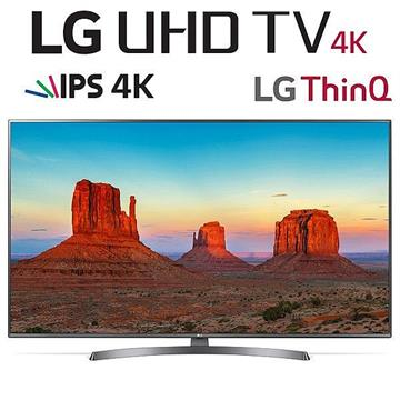 טלוויזיה LG 75UK7050Y 4K 75 אינטש