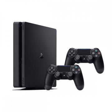 Sony PlayStation 4 SLIM 500GB סוני 2 בקרי משחק
