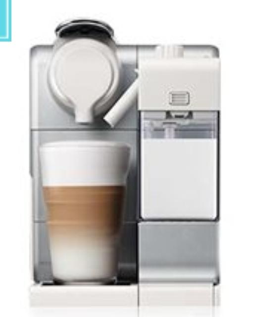 מכונת קפה NESPRESSO לטיסימה Touch